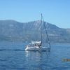 CYCLADES REGATA 2015  on a DUFOUR 30 Classic Athens, Greece Sailing & Yacht Charters