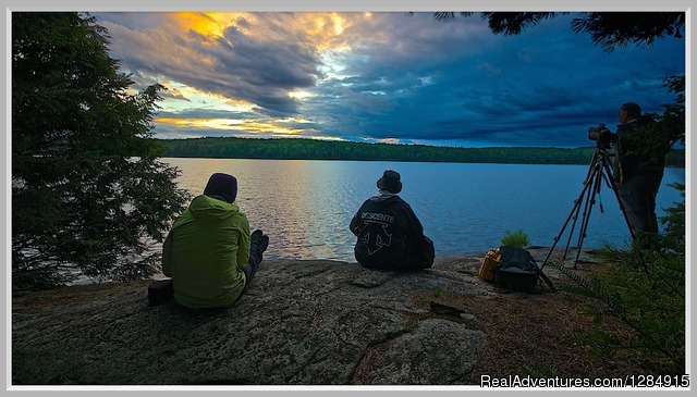 Photographer's Special - Guided Canoe & Kayak Tours into Algonquin Park