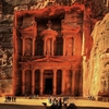 Petra - The Rosey City - one Of the 7 wonders