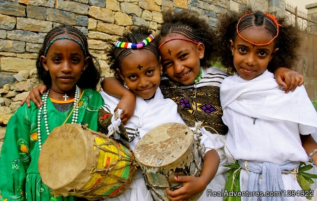 Adventure holidays in Ethiopia
