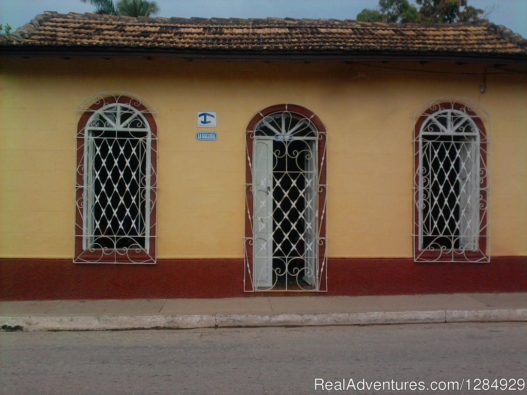 Image #1/8 | Trinidad, Cuba | Bed & Breakfasts | Hostal La Gallega