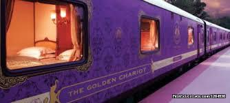 The Golden Chariot - The Indian Luxury Trains
