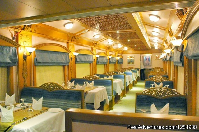 Deccan Odyssey - Romancing India by Rail - The Indian Luxury Trains