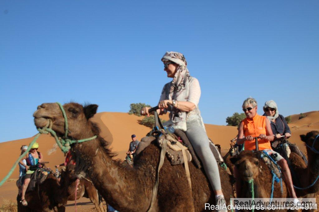 Camel Trekking | Image #5/6 | Morocco Itinerary