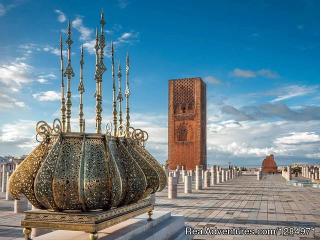 Morocco Itinerary Sight-Seeing Tours Fes Jadid, Morocco
