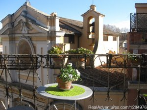 Romantic or for family Vacation Trastevere Rome Rome, Italy Vacation Rentals