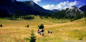 Premier Cowboy Trail Horseback Riding in Croatia Gospic, Croatia Hotels & Resorts