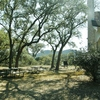 Secluded Vacation Home - Frio River Hill View - Picnic tables and BBQ pit