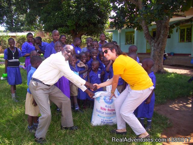 - Free Community Volunteer Projects in Kenya