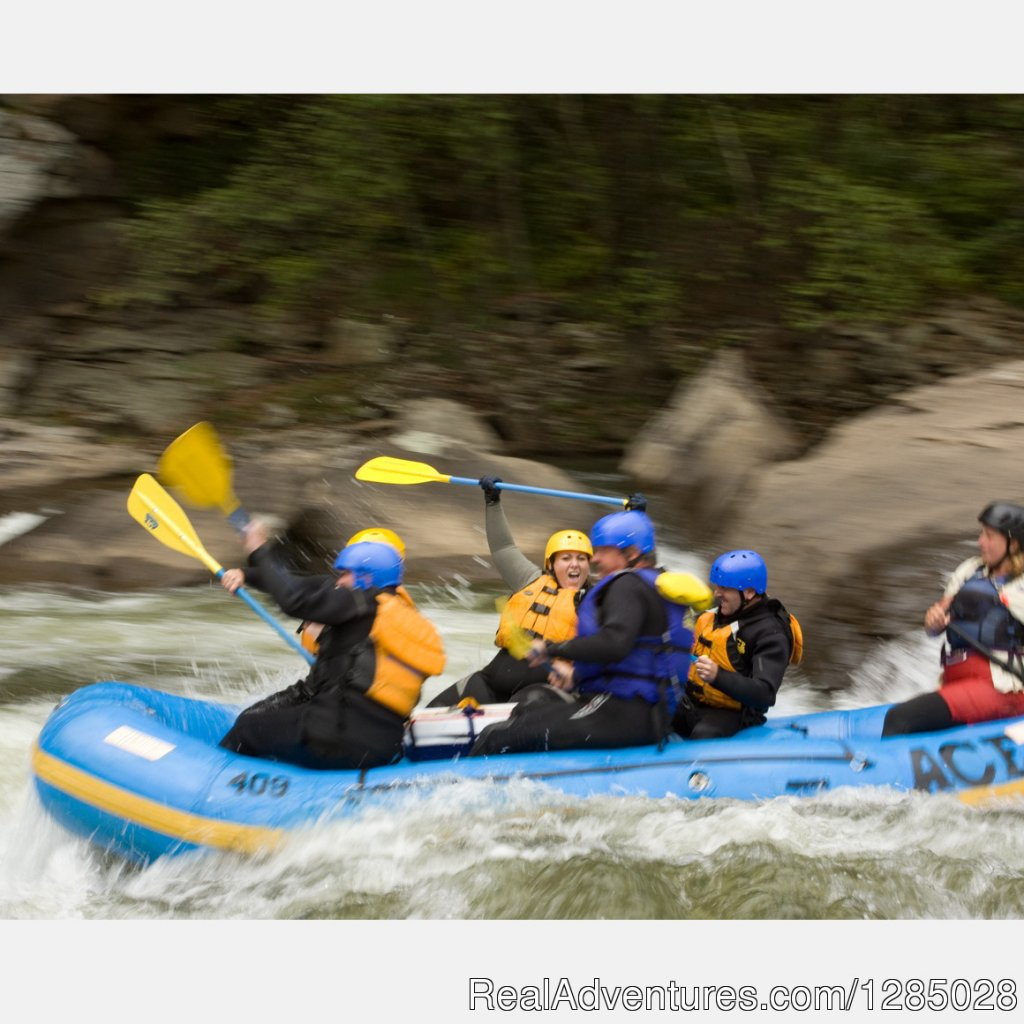 Gauley River Rafting | Image #1/4 | Minden, West Virginia  | Rafting Trips | Ace Adventure Resort