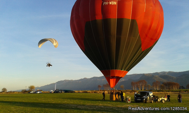 - Hot air Balloon Flights in Asturias