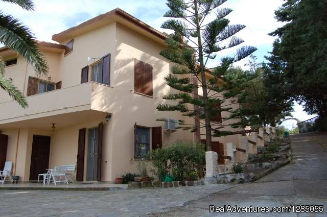 Holiday House Perfect For Children Vacation Rentals Castelsardo, Italy