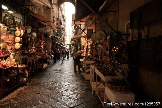 Food Tours in Naples
