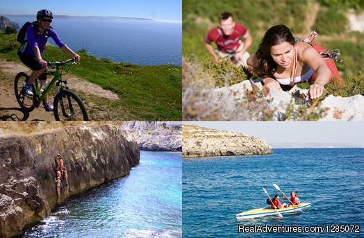 Adventure Holidays in Malta