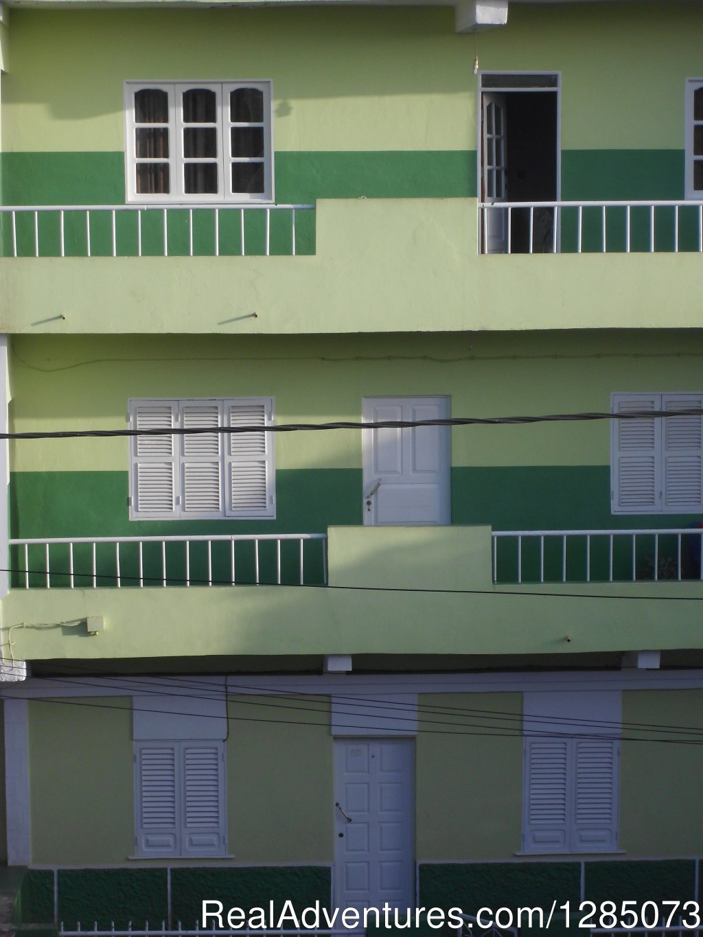 Morabeza Kriol Hostel Praia, Cape Verde Youth Hostels