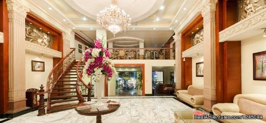 Hotel Lobby | Image #2/13 | An Nam Legend hotel - Luxury hotel in Hanoi