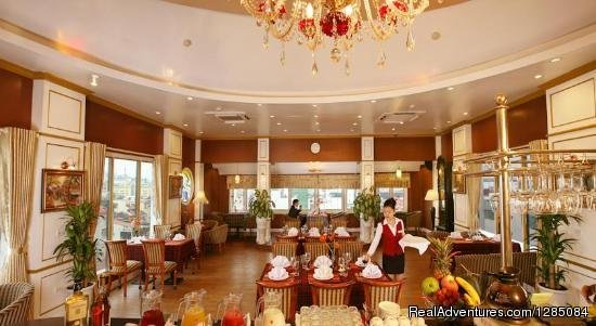 Hotel Restaurant With Excellent View | Image #5/13 | An Nam Legend hotel - Luxury hotel in Hanoi