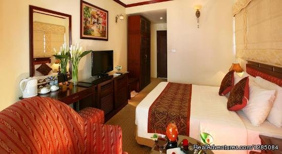Hotel Superior Room | Image #7/13 | An Nam Legend hotel - Luxury hotel in Hanoi