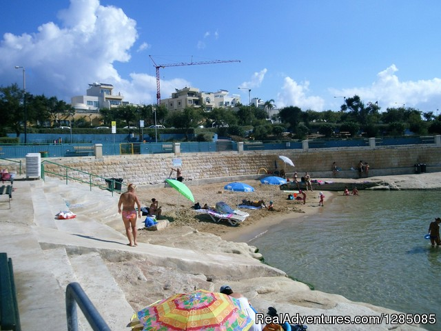 St Thomas Bay - Malta-Sunshine Holiday Apartment