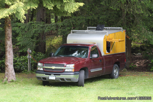 RV Site with Water and Electric - Family Fun Camping in a Lovely Forest Setting