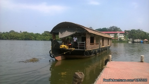 Houseboat Cruise Kollam, India Cruises