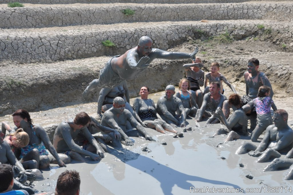 MUD for HEALTH & FUN | Image #9/22 | Sports & Adventure Course & landscape wellness