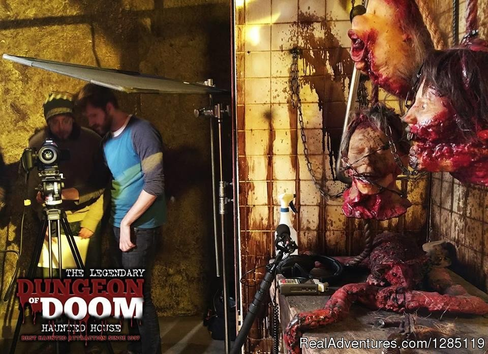 Image #4/4 | Dungeon of Doom Haunted House
