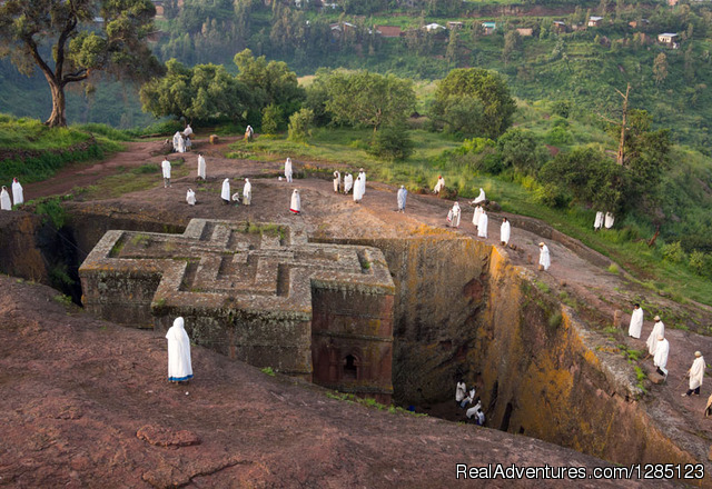 Luxury Ethiopia Tours with His-Cul Tour Operator