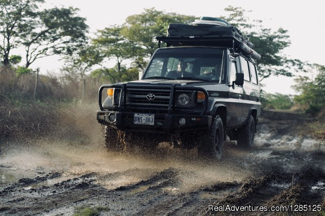 Details For Nomad America Costa Rica Camping 4x4 Roadtrip