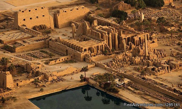 - treasures of Egypt tour