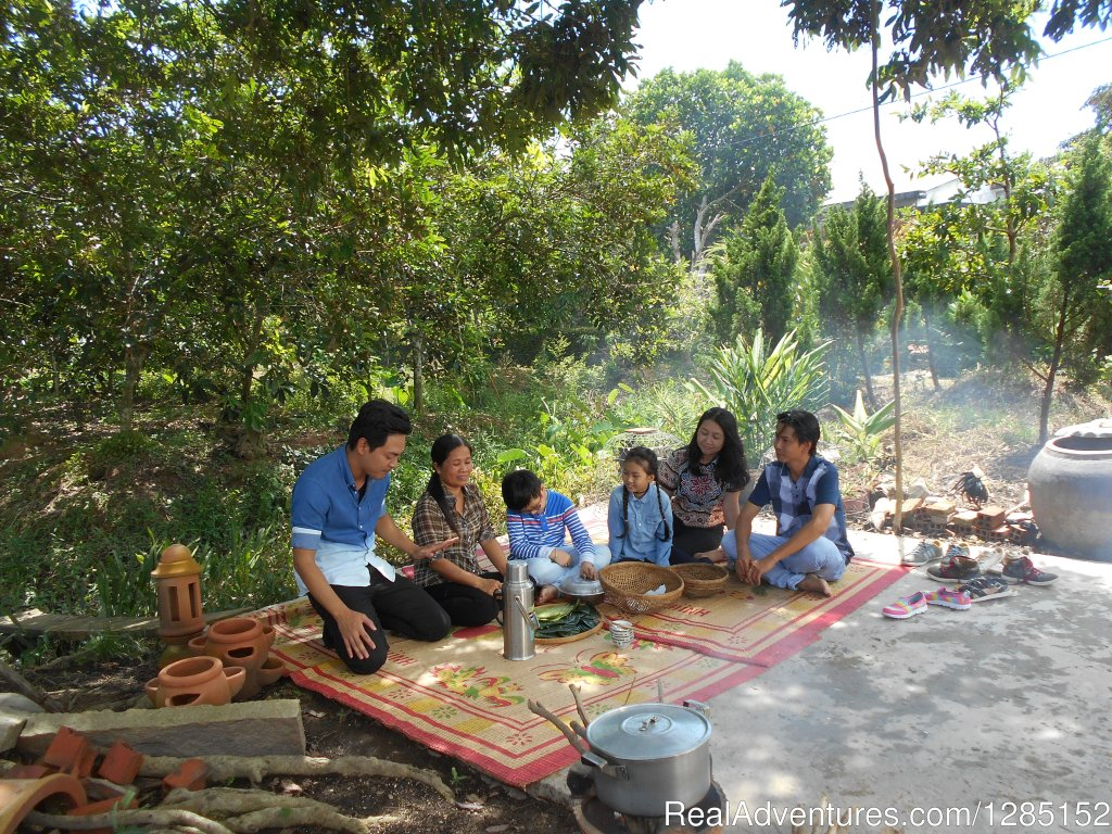 Mekong Rustic Homestay Cai Be, Viet Nam Bed & Breakfasts