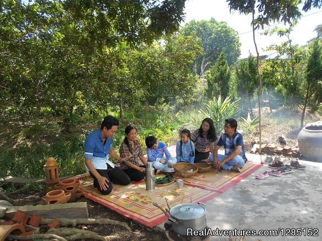 Mekong Rustic Homestay Bed & Breakfasts Cai Be, Viet Nam