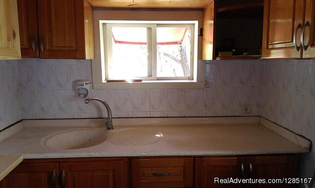 Lavabo - private  House Rental at selimiye marmaris