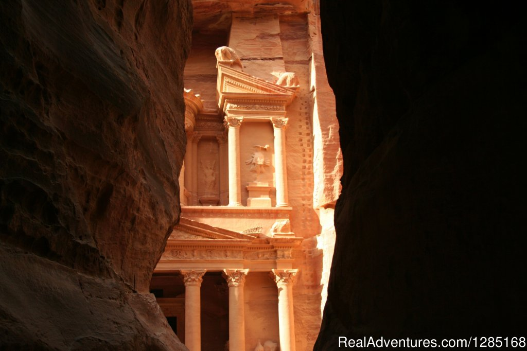 Nebo Tours Day Tour To Petra Amman, Jordan Sight-Seeing Tours