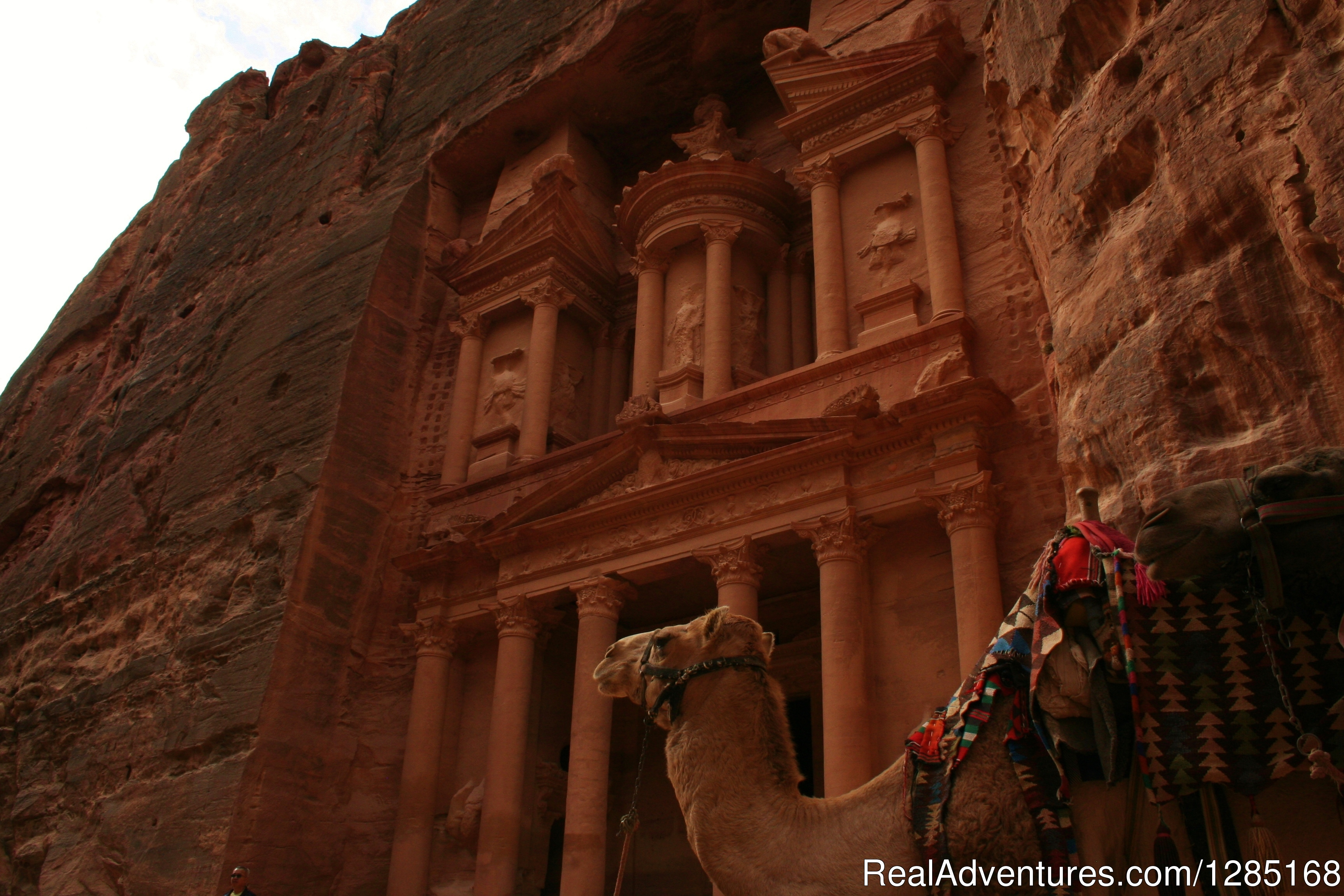 The Treasury | Image #2/6 | Nebo Tours Day Tour To Petra