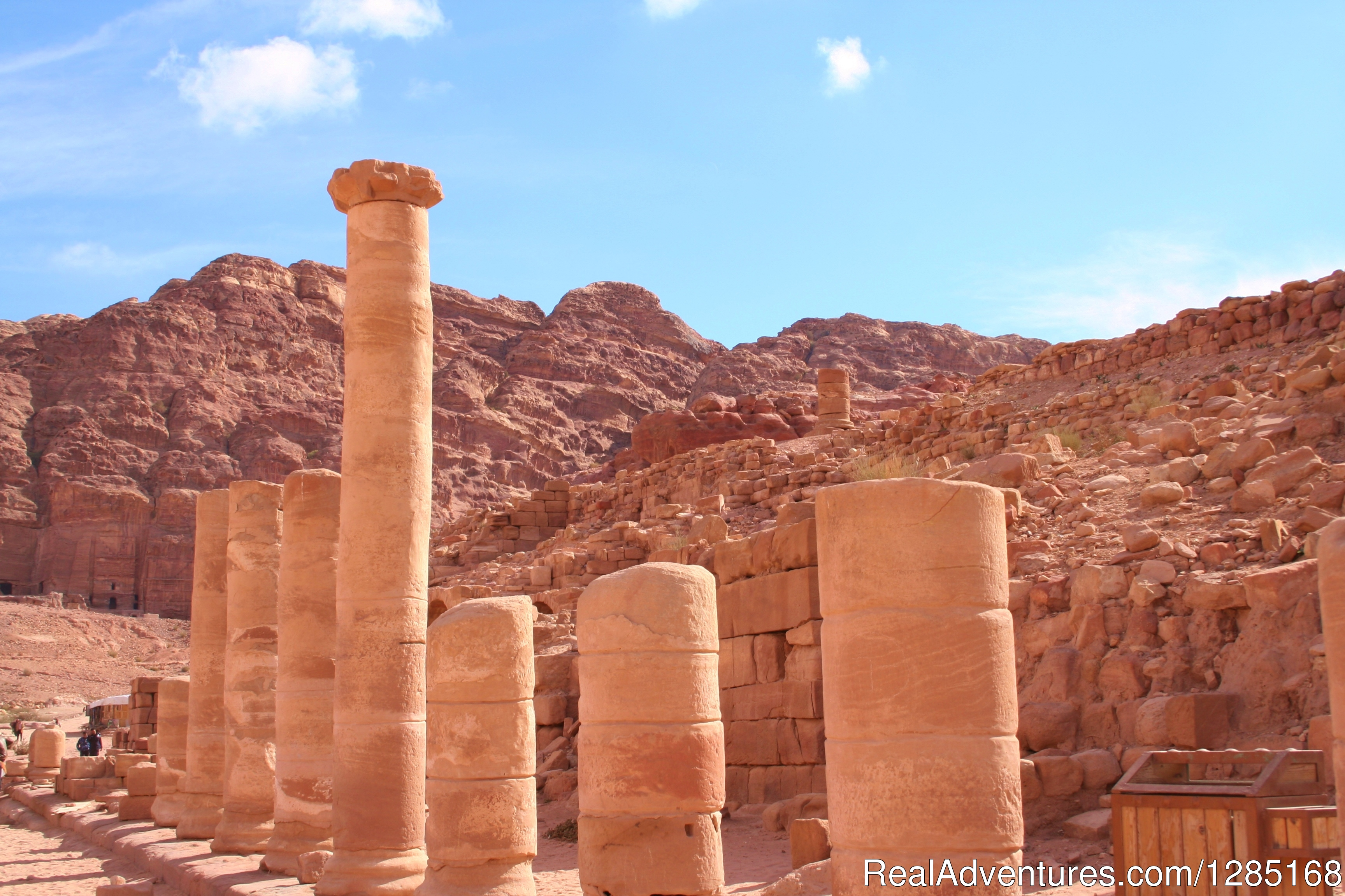 Colonnaded Street | Image #6/6 | Nebo Tours Day Tour To Petra