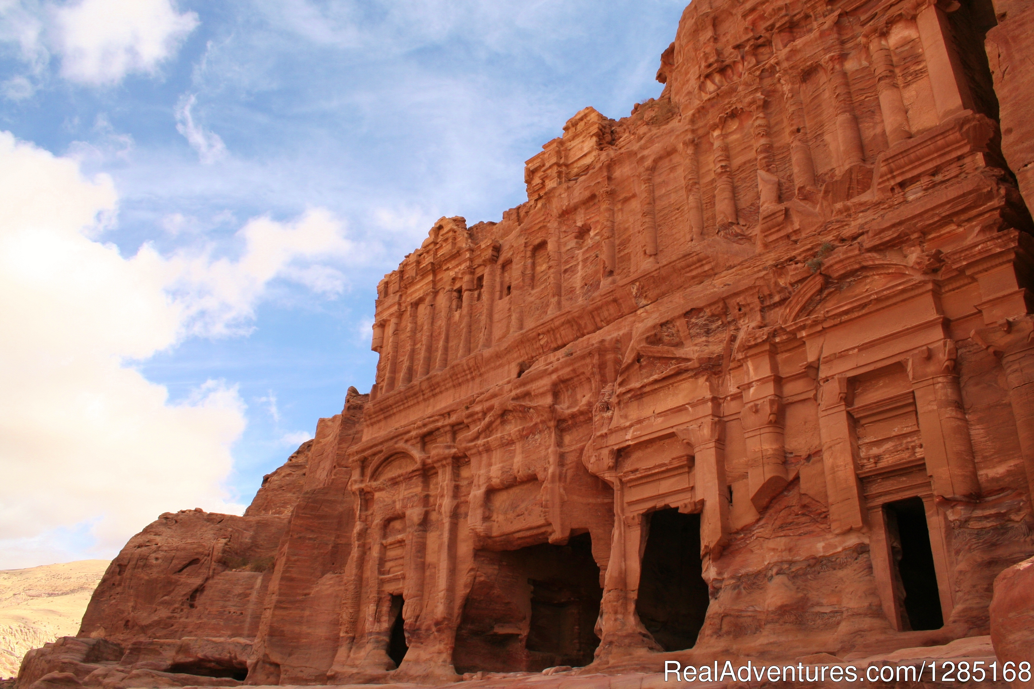 The Royal Tombs | Image #4/6 | Nebo Tours Day Tour To Petra