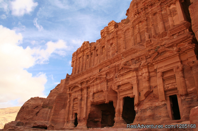 The Royal Tombs - Nebo Tours Day Tour To Petra