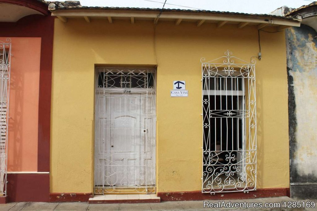 Front view | Image #1/13 | Trinidad, Cuba | Bed & Breakfasts | Hostal Yixi