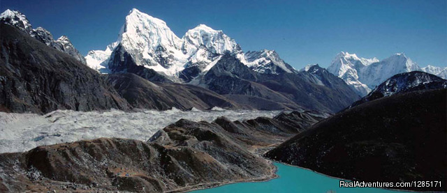 Everest Gokyo Trek via Basa