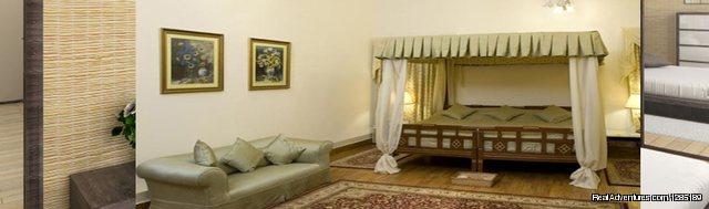 Sariska palace - Hotel Sariska Palace