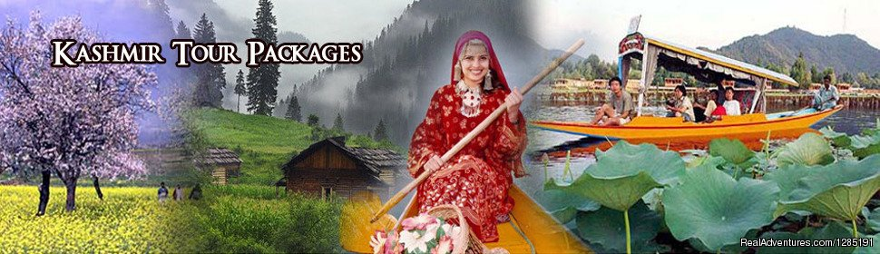 Image #4/4 | Kashmir Tour Packages at Kashmir Hills