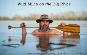 Paddle the Lower Mississippi River Water Trail Clarksdale, Mississippi Kayaking & Canoeing