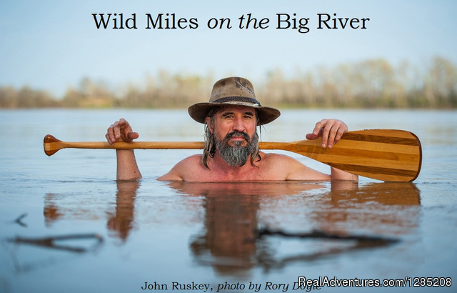 Paddle the Lower Mississippi River Water Trail