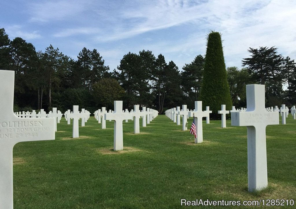 American Cemetery and Memorial of Colleville