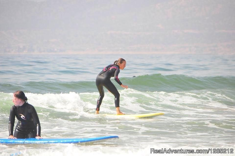 We offer: