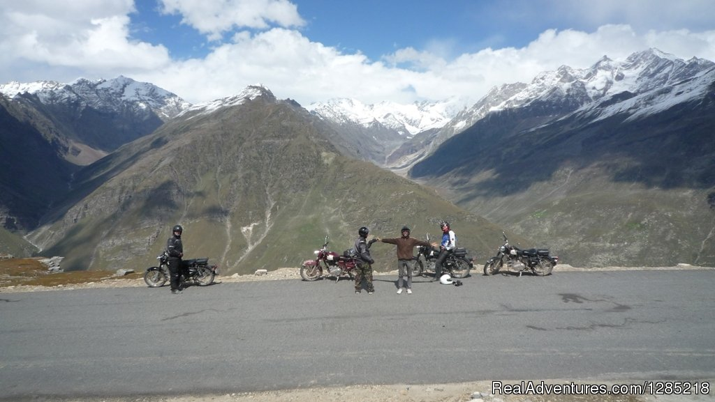 Motorcycle tour to Spiti valley | Image #23/25 | Motorcycle Tours India -Royal Bike Riders