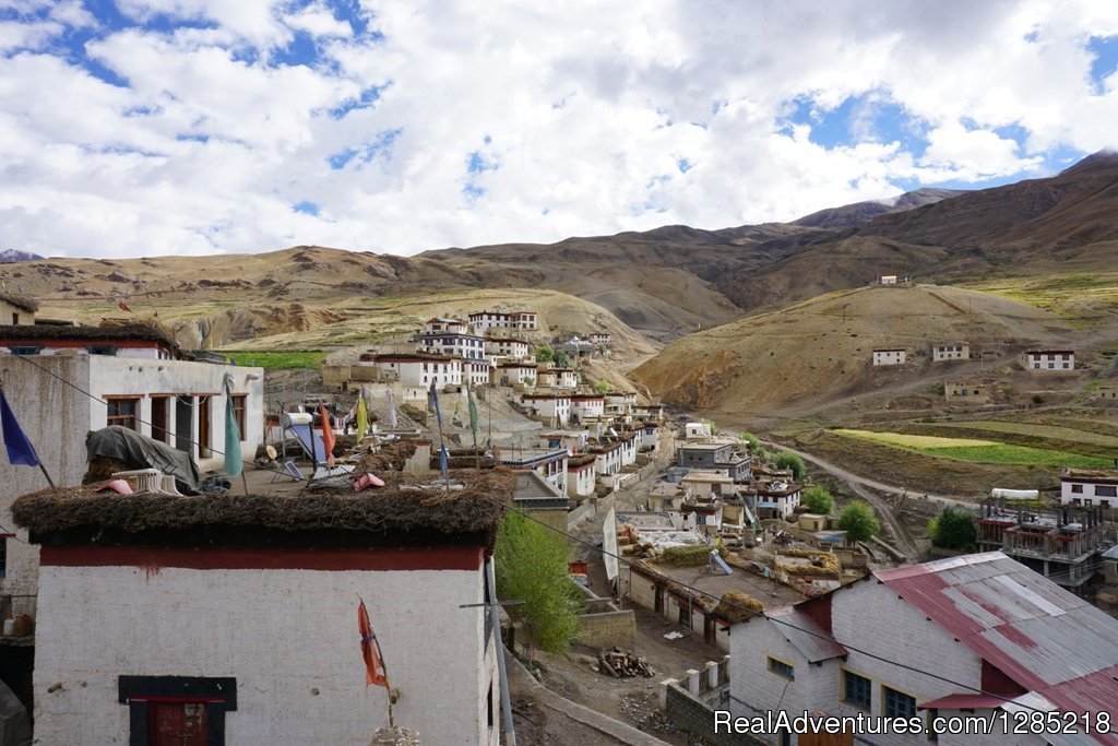 Himalayan village in Spiti valley | Image #24/25 | Motorcycle Tours India -Royal Bike Riders