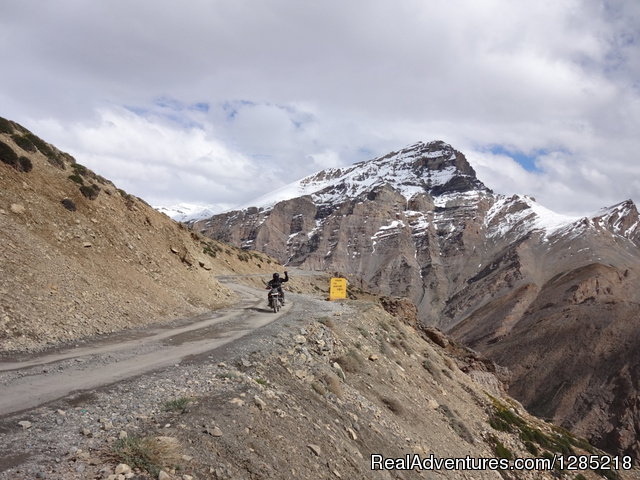 Himalaya Ride in India - Motorcycle Tours India -Royal Bike Riders