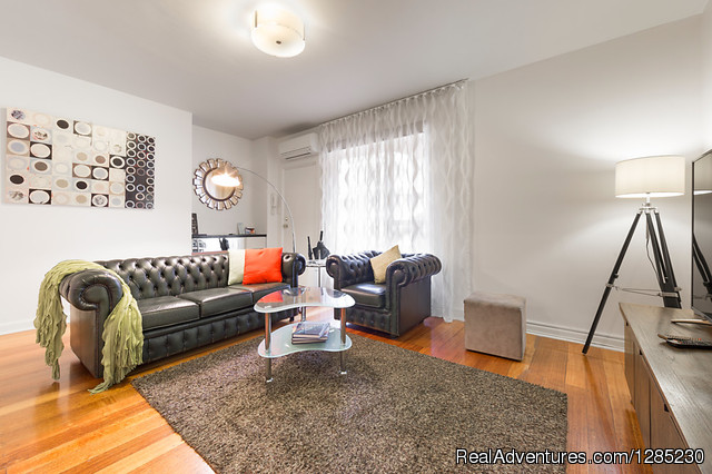 Brunswick Parkville 2 bedroom near trams & shops Brunswick, Australia Vacation Rentals